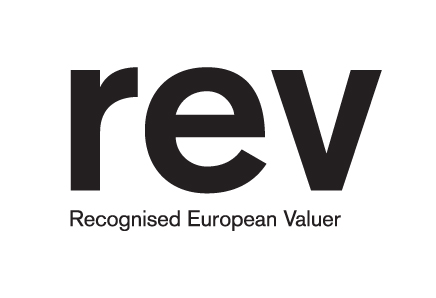 REV Logo black